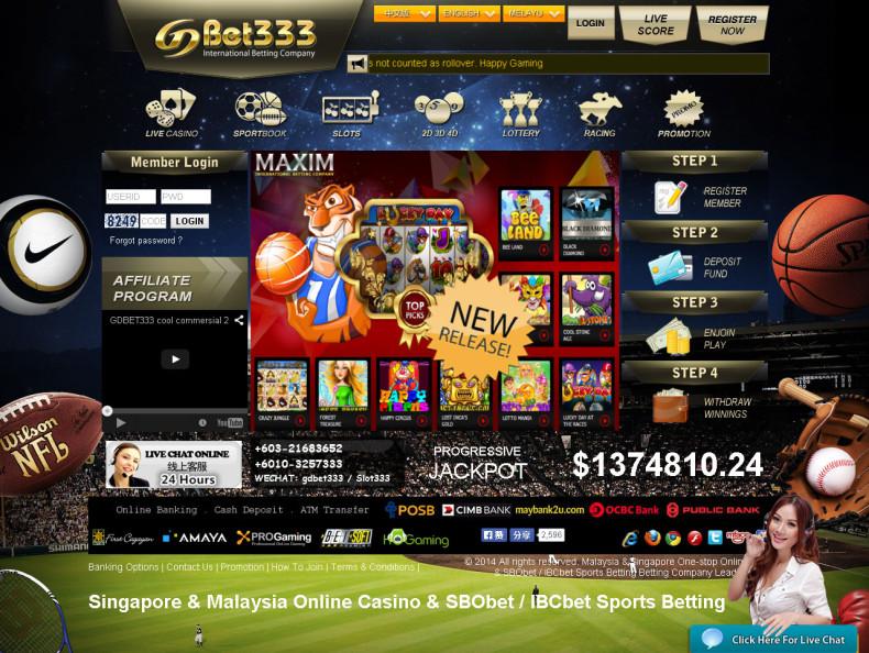 Singapore Sports Bet Company 38