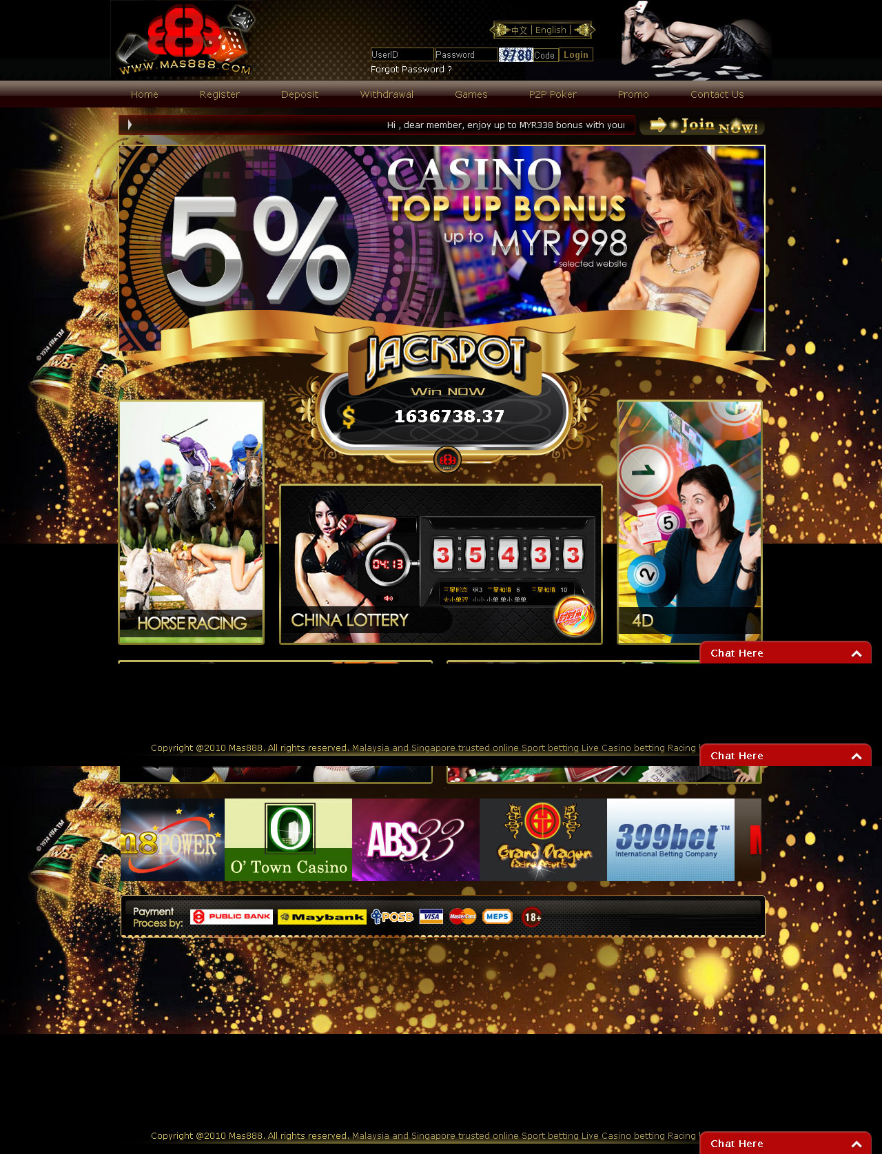 Secure and Trusted Online Casinos